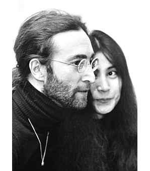 John+Lennon++Yoko+Ono