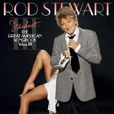 Is there really an American Songbook III by Rod Stewart?