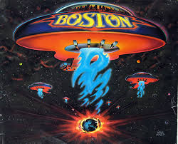 Boston's first album